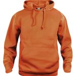 Basic Hoody -  Orange