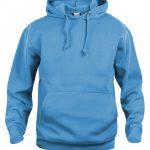 Basic Hoody - 54 Turquoise